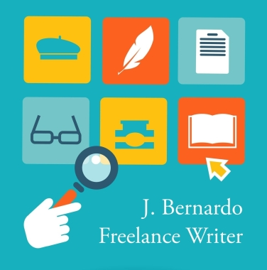 J Bernardo Freelance Writer Logo 1